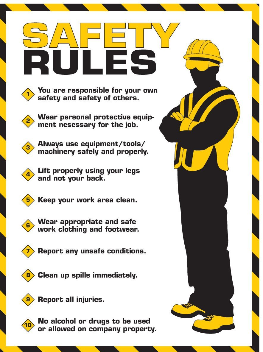Personal Safety Responsibility - SafetyWiseServices