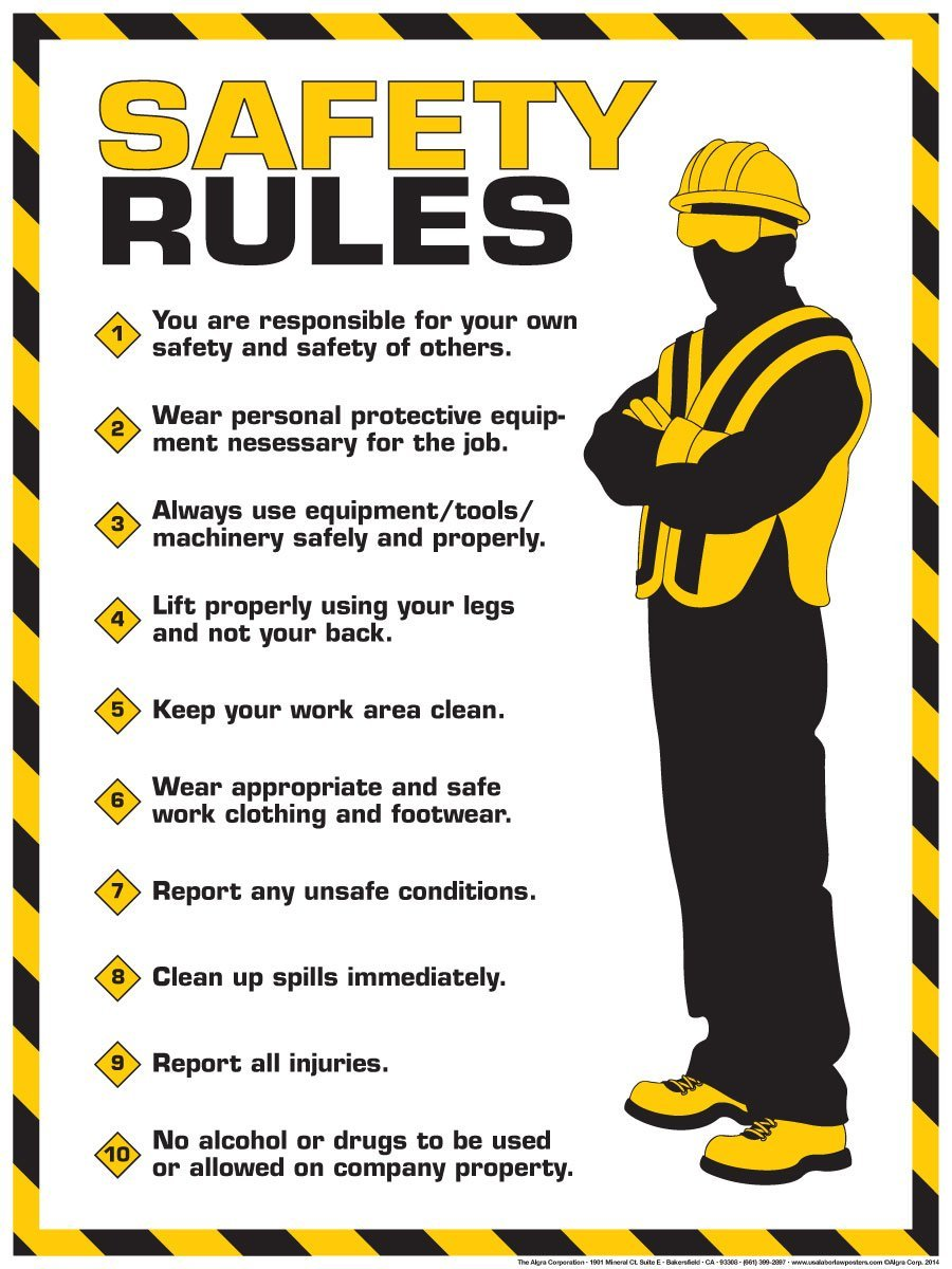 Workplace Safety Essays (Examples)